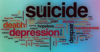 suicide word jumble