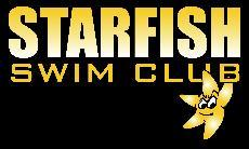 Starfish Swim Team Logo