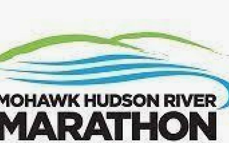 mohawk hudson river marathon logo